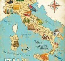 Vacanze italiane, si torna col souvenir alimentare